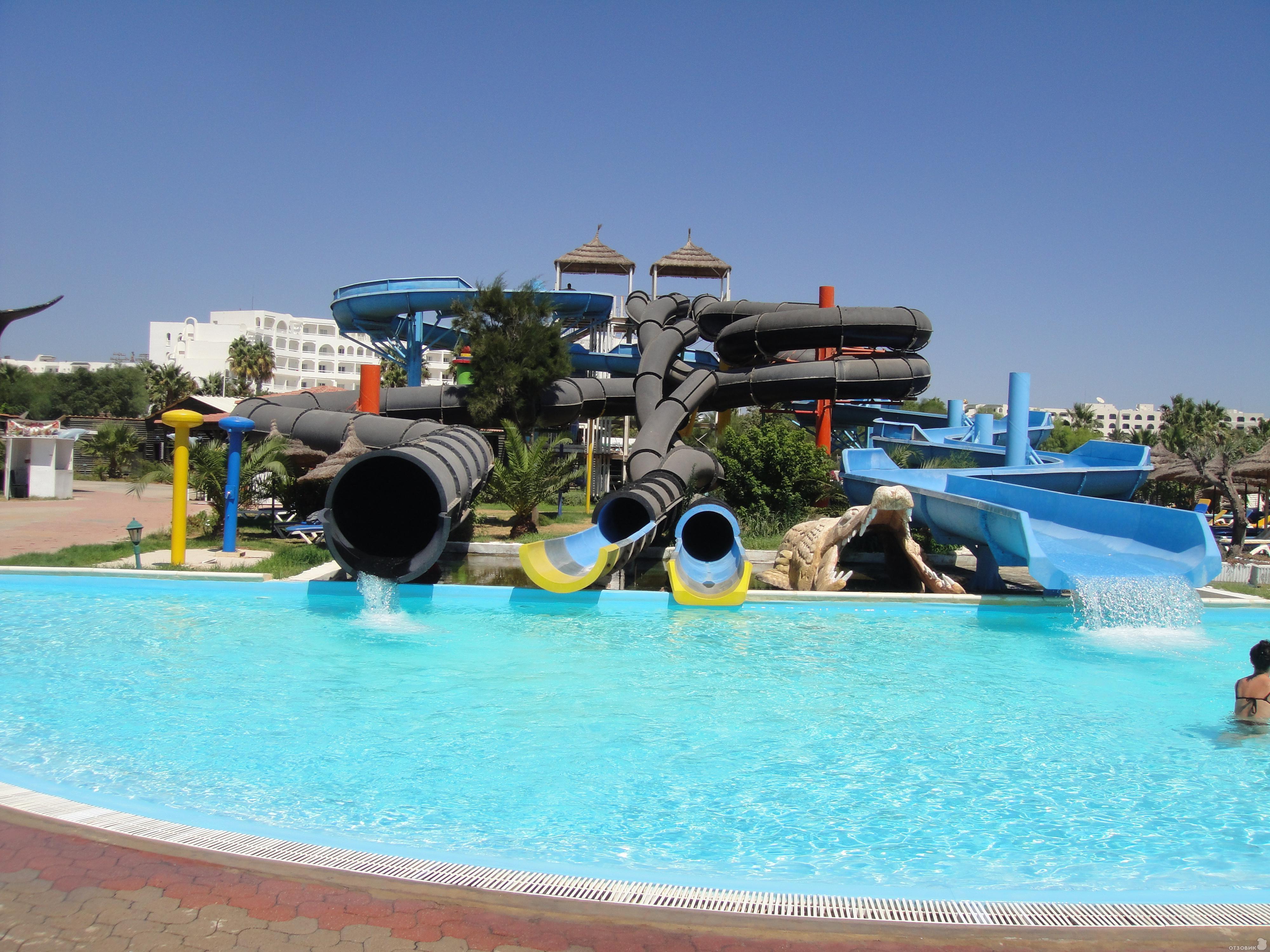 тунис отель хаммамет фото